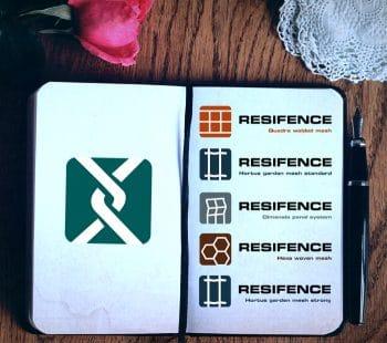 Ontwerp sublogo's Resifence