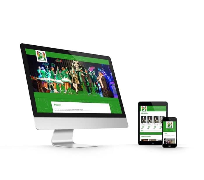 De Meulewiekers Meterik website webdesign WordPress Elementor Pro