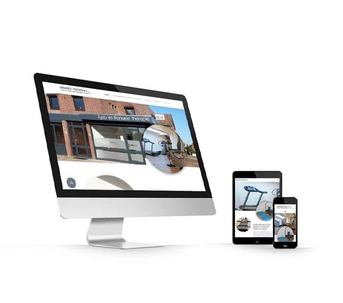 Fysiotherapie Maurice Koenen website webdesign WordPress Elementor Pro
